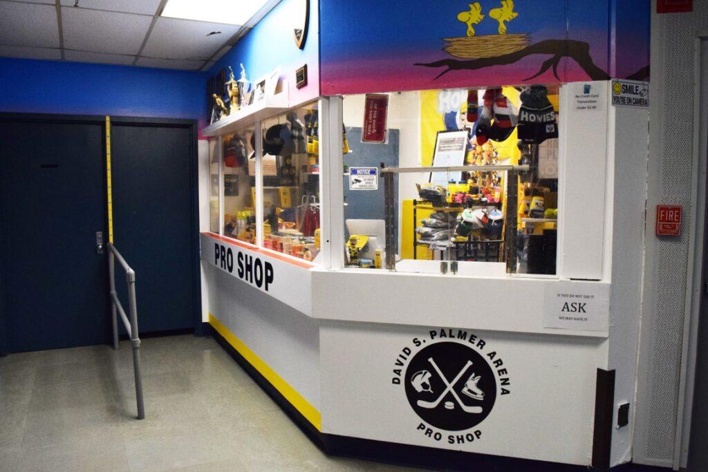 David S. Palmer Arena Pro Shop