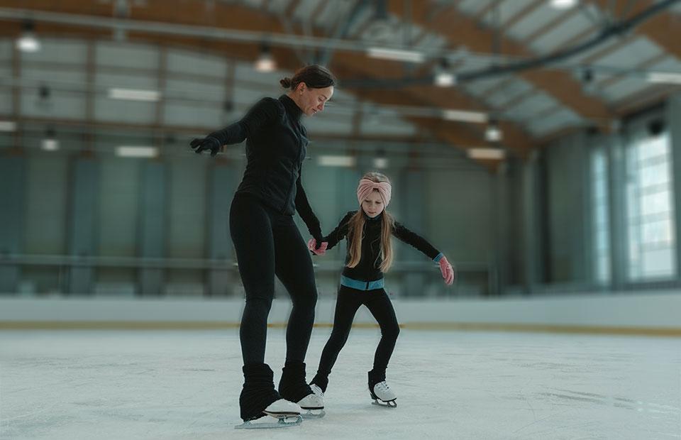 Skating Lessons