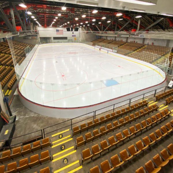 Palmer Arena Danville Illinois
